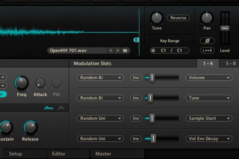 Micro modulation