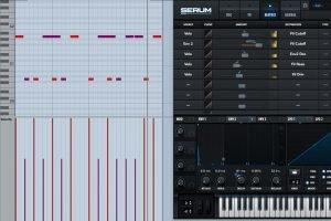 MIDI Velocity programming